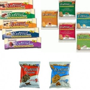Extend Nutrition Snacks