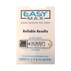 EASYMax_Blood_Glucose_Test_Strips_Mail-Order_box_50_Ct