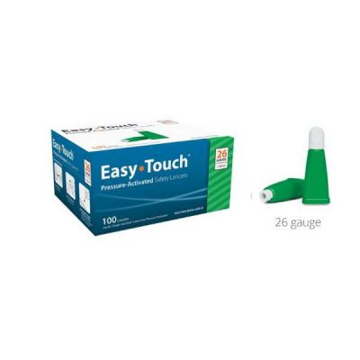 EasyTouch 26G safety lancet