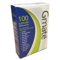 Gmate US diagnostics sterile lancets 100 count