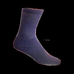 Grey-Mens-Diabetic-Socks-3-pairs-Size-10-13