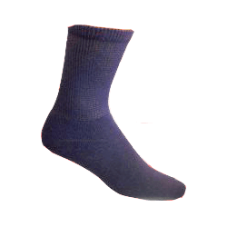 Grey-Womens-Diabetic-Socks-3-pairs-Size-9-11