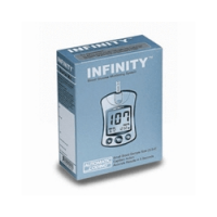 Infinity blood glucose monitoring system/meter