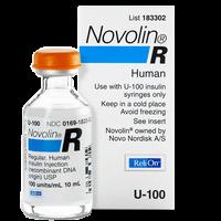 Novolin-R-Insulin-U-100-10-mL-vial