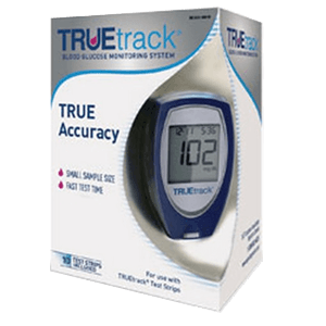 TRUEtrack-blood-glucose-monitoring-system-meter-kit