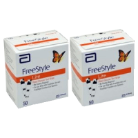 Abbott freestyle lite-glucose test strips 100ct