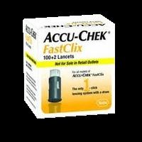 Accu-chek fastclix lancets 102ct