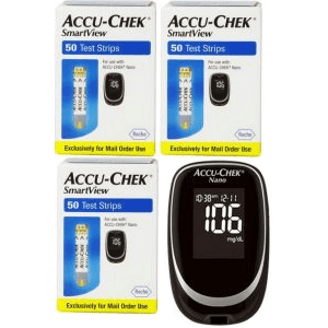 accu-chek-smart-view-150ct-test-strips-nano-meter