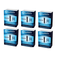 Agamatrix presto test strips bundle deal savings 300ct