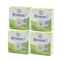 bayer breeze2 glucose test strips 200ct nfrs