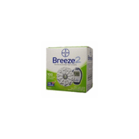Bayer Breeze2 test strips mail-order box of 100