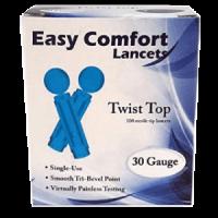 Easy comfort lancets 100ct