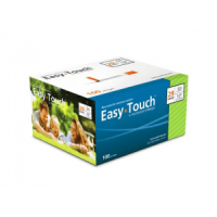 Easy touch 29g 1/2cc 100ct 1/2in syringes