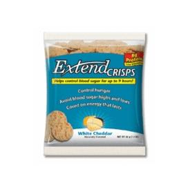 Extend crisps white cheddar