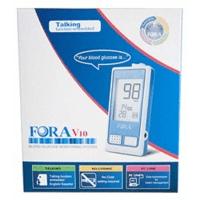 fora-v10-blood-glucose-meter-kit
