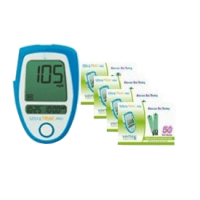 Free Ultra Trak Pro Meter with purchase of 200Ct Test Strips