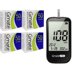free-gmate-voice-meter-w-200-test-strips