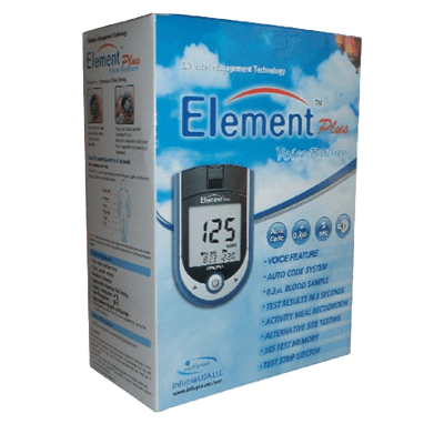 infopia-element-blood-glucose-meter