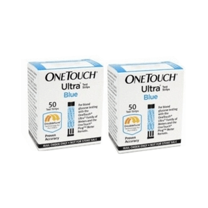 One touch ultra strips