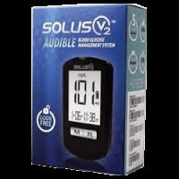 Solus v2 talking glucose meter