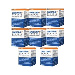 unistrip-400-ct-test-strips-for-use-with-onetouch-ultra-meters-combo-deal-8-boxes-of-50-ct-1-1