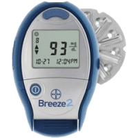 Bayer Breeze2 meter
