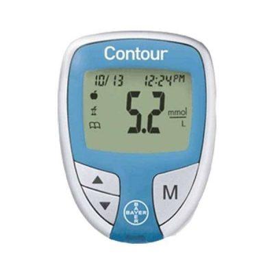 Bayer-Contour-Glucose-Meter