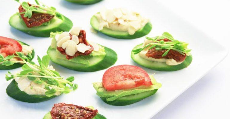 cucumber crackers