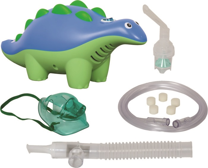 Pediatric Nebulizer, DinosaurNEB-DINORespiratory, PED-NEBsRoscoe