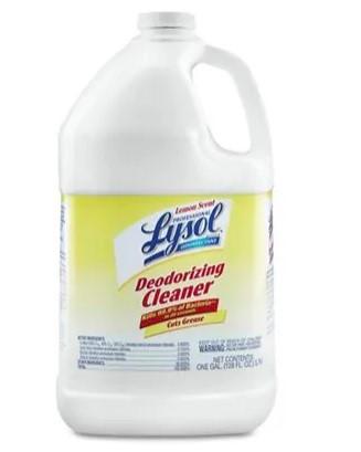 lysol gallon